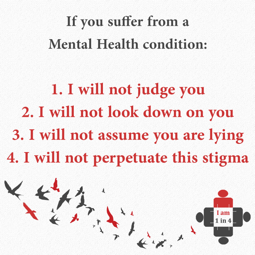 Mental Health Pledge
